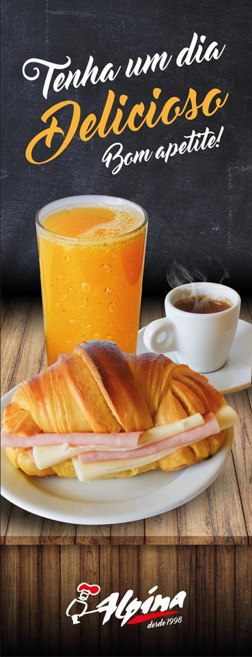 Pequeno Almoço Alpina